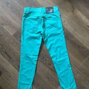 Turquoise 510 Denim Jeans 👖